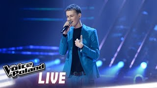 "Stanisław Ślęzak  - ""Too Good At Goodbyes"" - Live - The Voice of Poland 10"