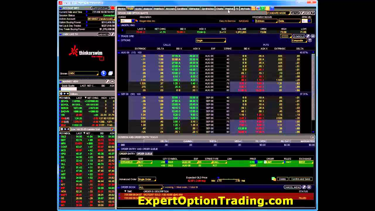 Binary option strategy with bollinger bands and adx indicator 24h