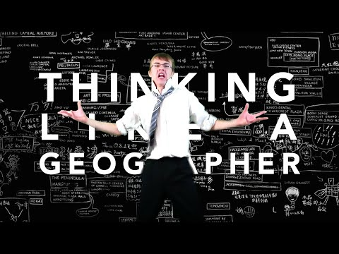 """""""Thinking like a Geographer"""" (OFFICIAL MUSIC VIDEO)"""