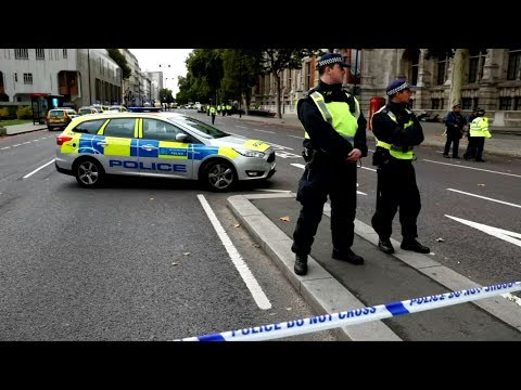 Several people injured in car incident near London museum