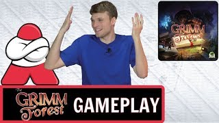 The Grimm Forest - Board Crazy Plays...