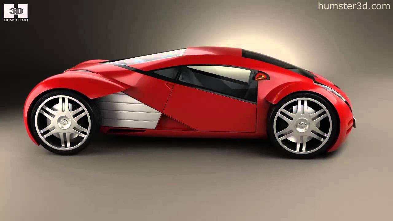 Lexus 2054 Studio render 2 by RJamp on DeviantArt
