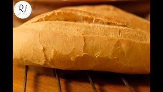BÁNH MÌ VIỆT NAM KHÔNG PHỤ GIA-Vietnamese baguette - #Mai_Chí_Nghĩa #Bánh_mì_Việt_Nam_đơn_giản