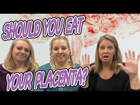 People Consume Their Placenta? Why we think you should!