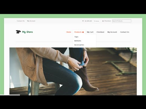 How to Create an Online Store (eCommerce Website)