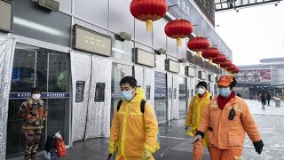 China's Coronavirus Death Toll Hits 2,000