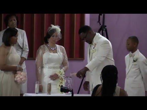 Shonda & Freedie WEDDING 2016