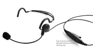 Code Red Headsets: CQB Tactical Boom Mic Headset