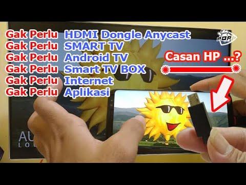 Screen mirroring Download aplikasi miracast..