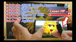 Tipe kabel MHL/Mirroring yang support untuk android Review Tested HDTV Cable 2k 60hz for Game Captur.