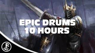 10 Hours of Epic Drums and Percussion