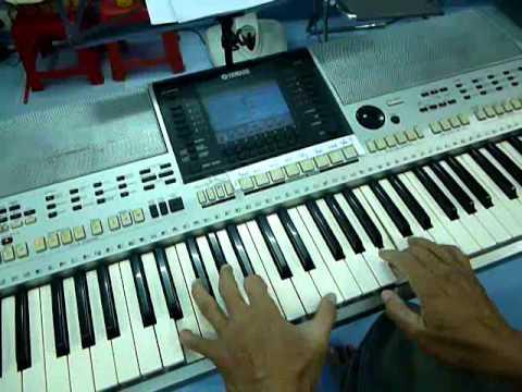 BOLERO PIANO (TRICH DOAN DIA ORGAN 2013)