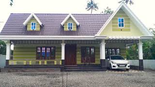 Small To Big Ep.#3 Kerala And Colonial Style House Simple Design Interior And Exterior 2500sqft