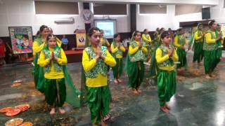 govardhan leela by ritz and krishna