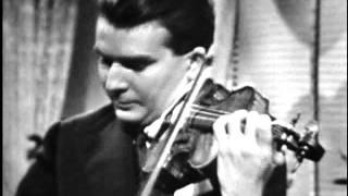 Christian Ferras: Bach Partita Nr.3 Preludio (5.1958)