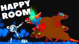 Summoning The Deadly Rat Of Doom in Happy Room Dungeon