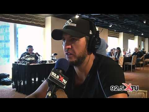 Luke Bryan Interview with Doc!