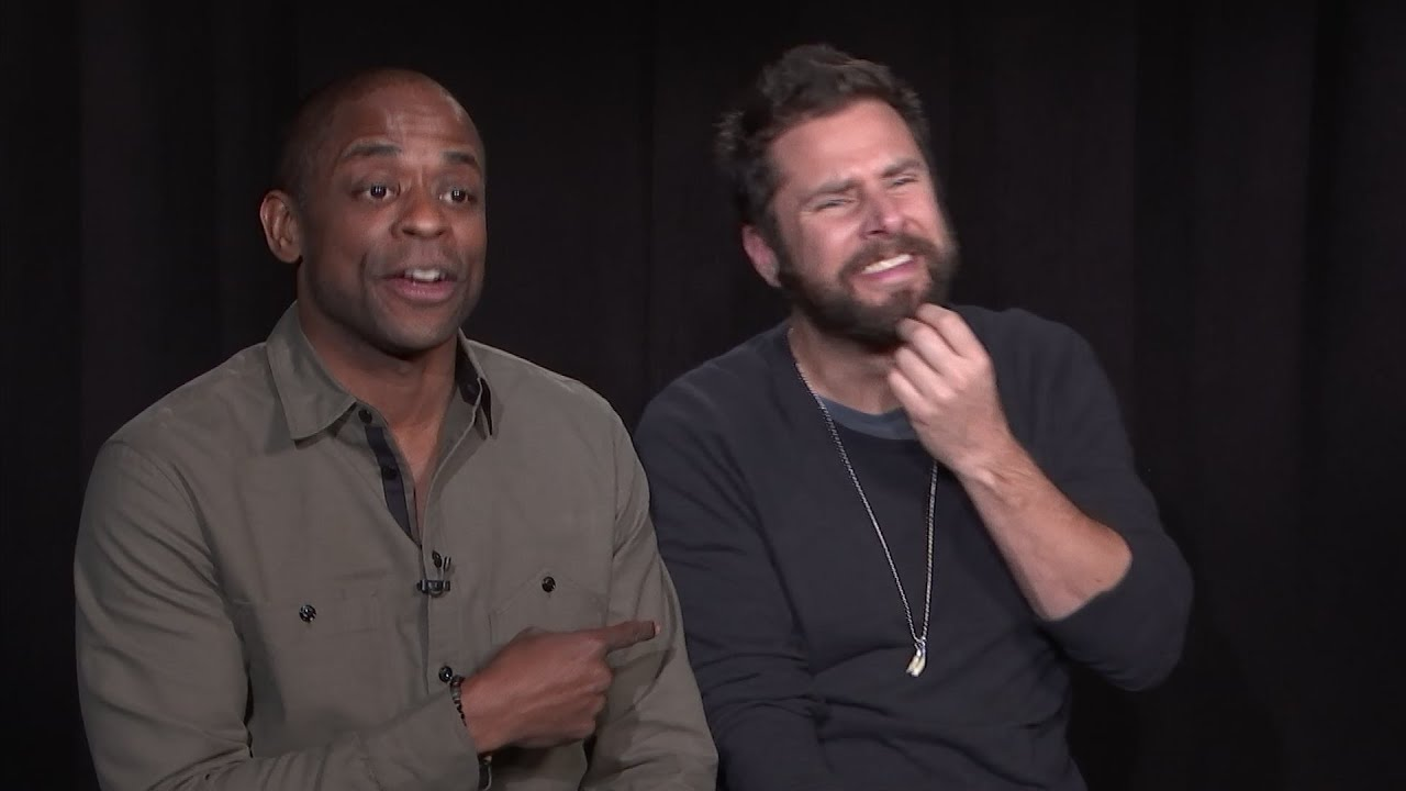 How Shawn met Gus: 'Psych' stars recall 1st meeting