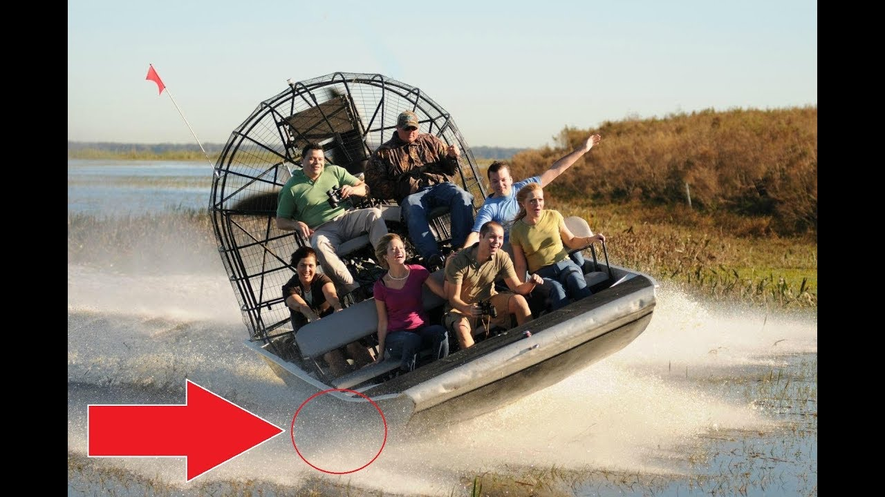 Miami Everglades Airboat Adventure Youtube