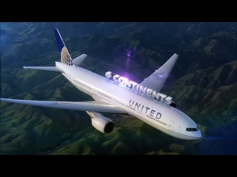 UNITED AIRLINES Inflight Program (English Version)