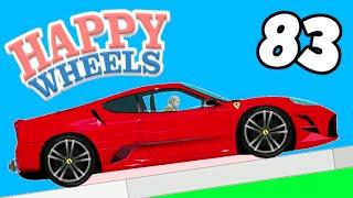UNA FERRARI SU HAPPY WHEELS?! - Happy Wheels [Ep.83]