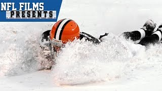 A Snowy Winter Wonderland: Football's Perfect Condition | NFL Films Presents