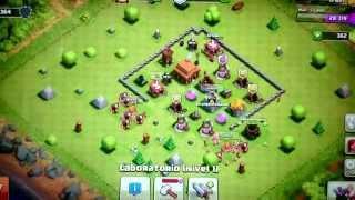 Iniciando clash of clans. Como iniciar a jugar