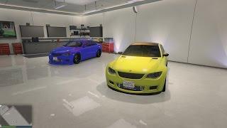 GTA Online - заработок на продаже машин часть 1 - Введение