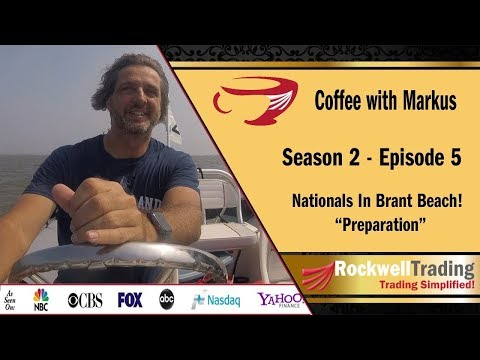 Coffee with Markus – Season 2 Episode 5  Nationals in Brant Beach