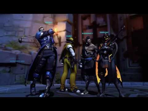 Overwatch - Halloween Brawls