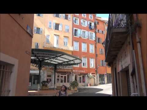 Grasse - Quelques pas dans la ville