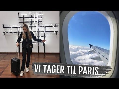 PARIS VLOG DAG 1