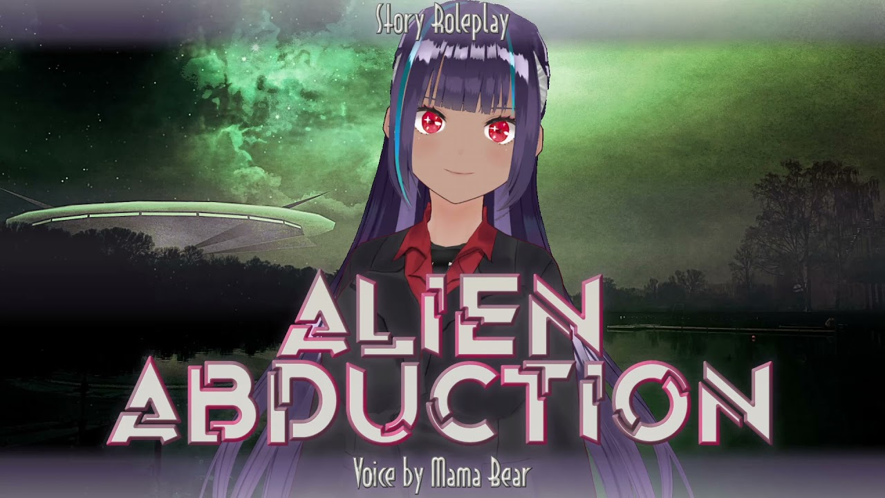 Yandere Alien Abducts You[F4A][RP][Kidnapped][Kiss]