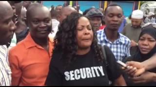 Cord anti IEBC demos in Mombasa County
