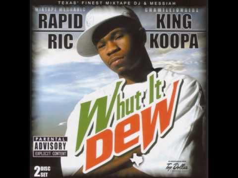 Rapid Ric - Goin' Down Freestyle (Grafh, Trae & Z-Ro) [2011]