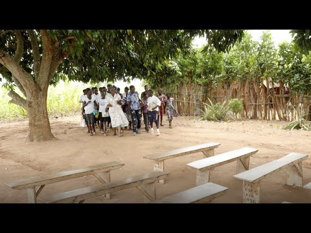 Shoeboxes Lead to Church Planting in Togo