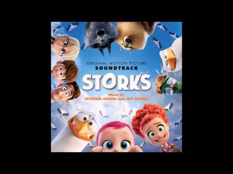 Storks (Soundtrack) - Holdin' Out (The Lumineers)