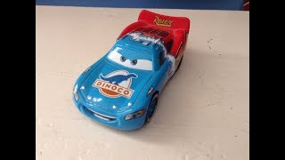 Disney Cars Transforming McQueen Review