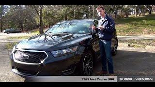 Ford Taurus SHO 2013 Videos