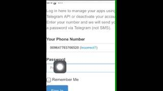طريقة حذف حساب من التلكرام (تسجيل خروج نهائي)