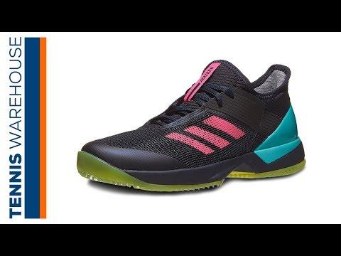 TWE: Adidas adizero Ubersonic 3 Women's Clay Court Tennis Shoe Review (+ Bloopers!)
