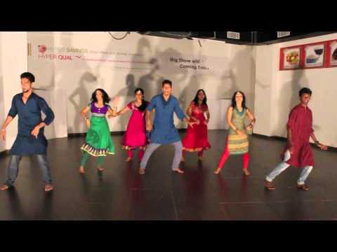 Iski Uski Choreography (2-States) : Piah Dance Company