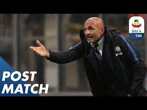 Roma 2-2 Inter   Luciano Spalletti Post Match Press Conference   Serie A