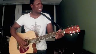 Who Did That To You - John Legend Django Unchained (Davy Denke Acoustic Cover)