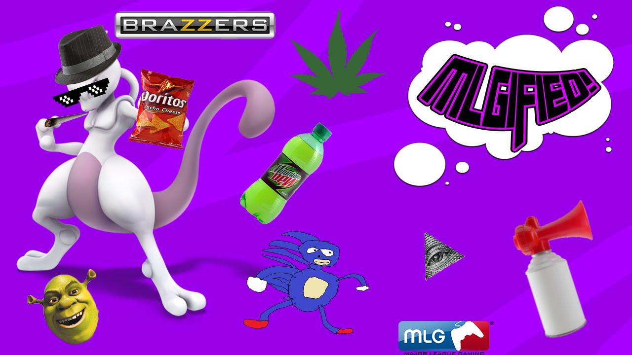 MLG Mewtwo - YouTube