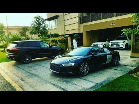 Audi R8 V10 Plus One And Only In Pakistan Caught On Camera Not