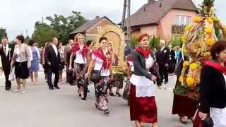 Dożynki powiatowe Motkowice 2014