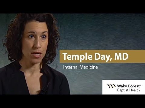 Temple Day, MD - General Internal Medicine - Wake Forest Baptist Health