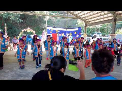 "Bunun's dance ""xinwu"" in haiduan"