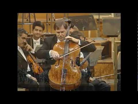 Antonin Dvorak - Cello concerto (1/3)
